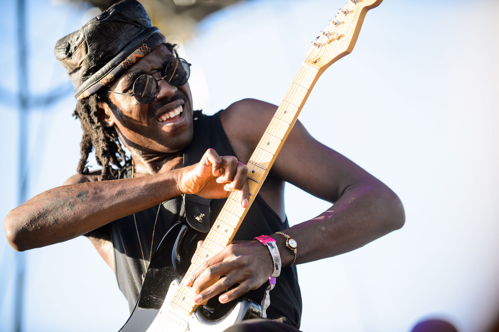 Blood Orange at Coachella 2014