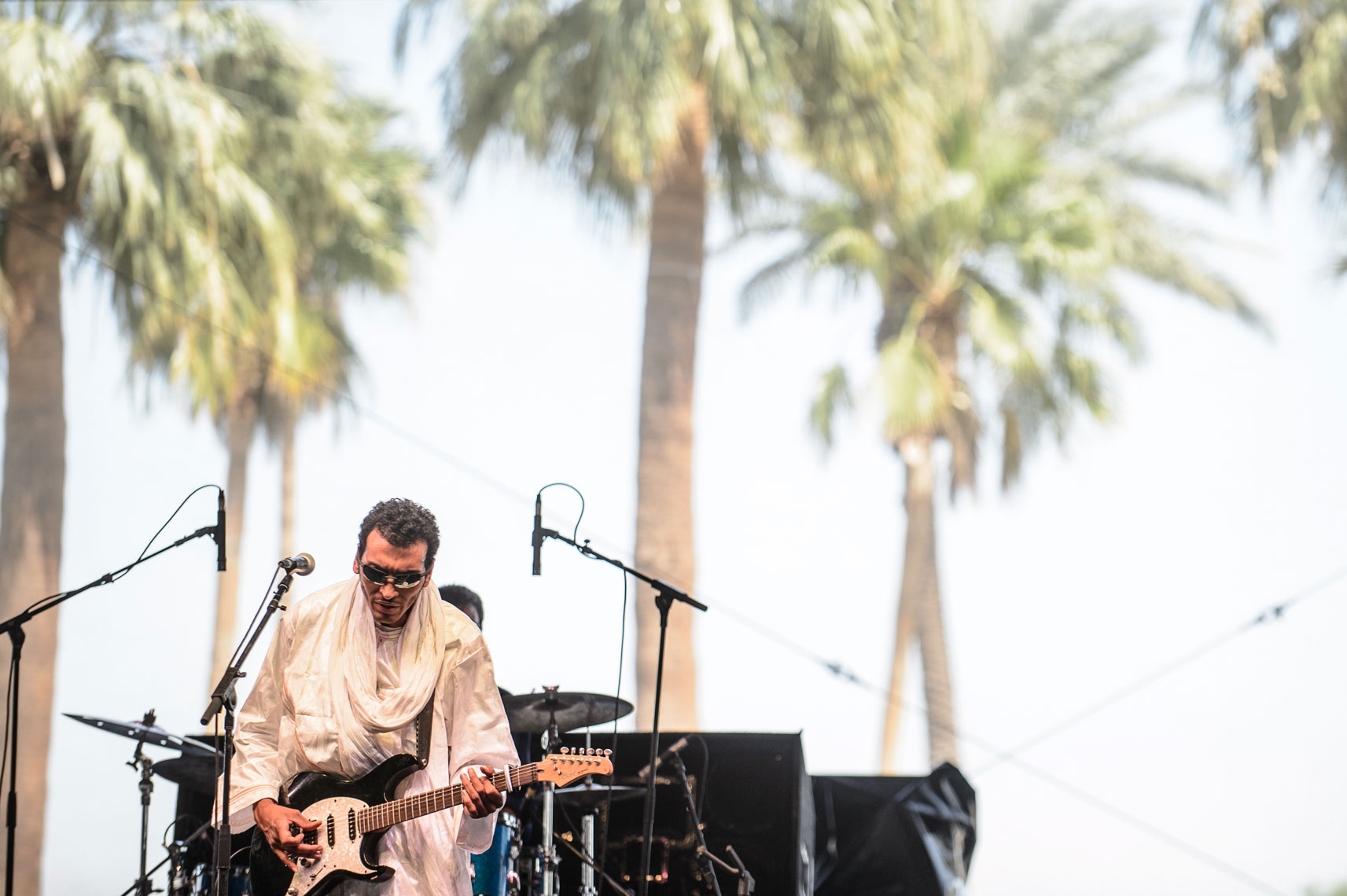 Bombino at Coachella 2014
