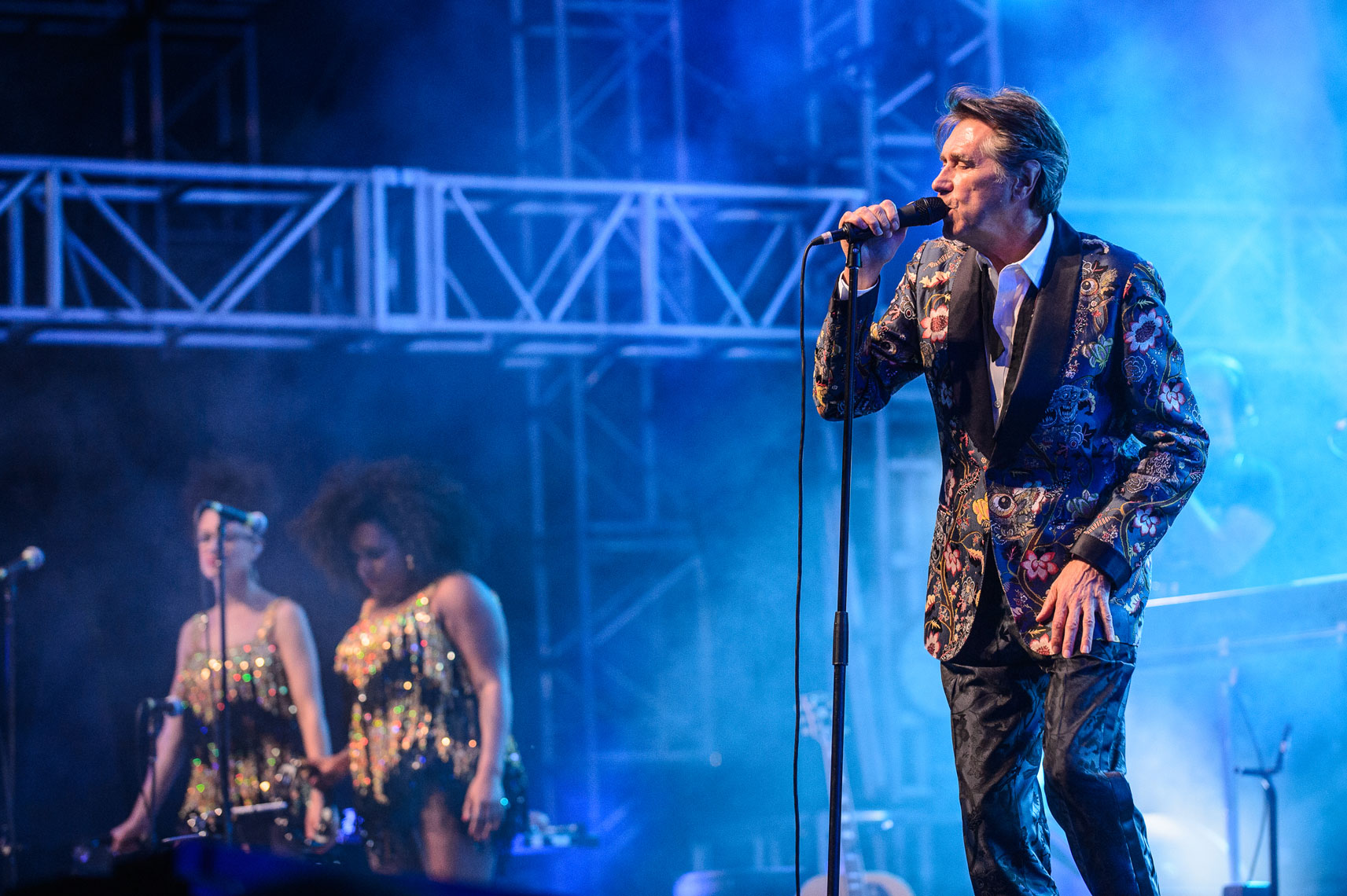 Bryan Ferry at Coachella 2014
