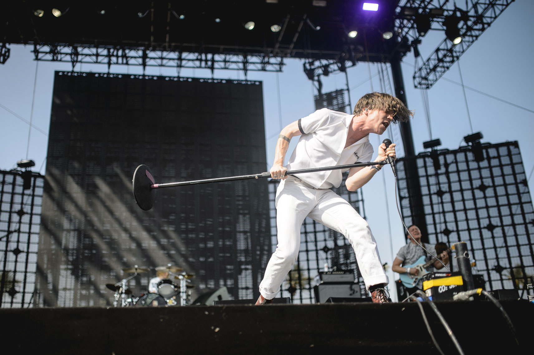 Cage the Elephant at Coachella 2014