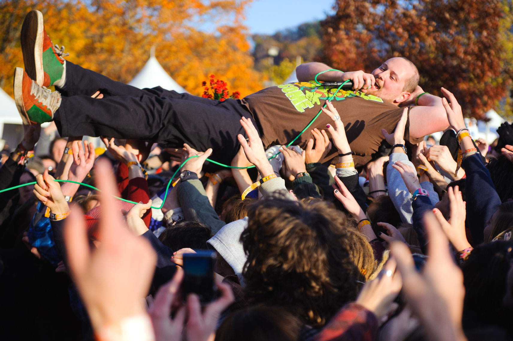Dan-Deacon-plays-the-Animoog-Playground-at-Moogfest-on-Saturday,-October-29,-2011-3