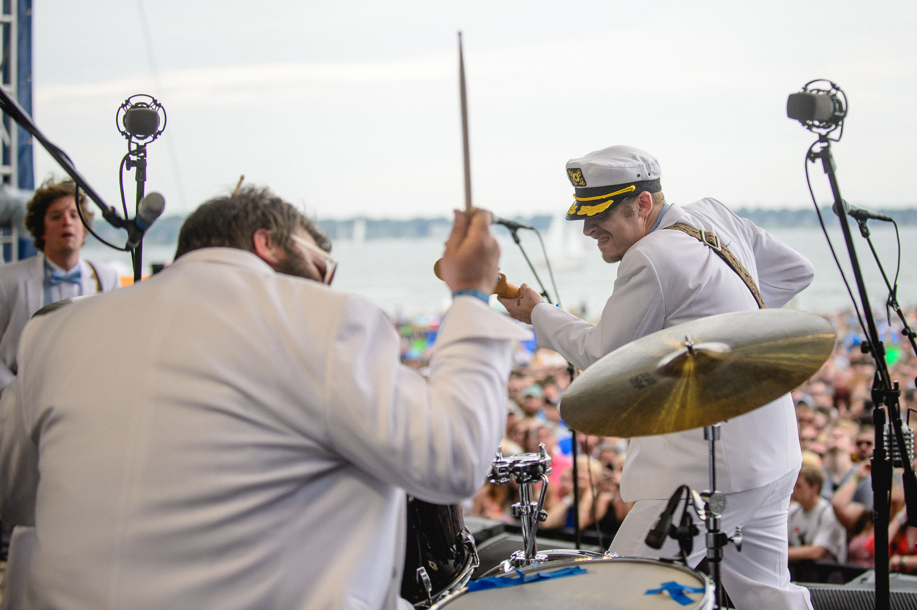 Deer Tick performs at the 2014 Newport Folk Festival-2