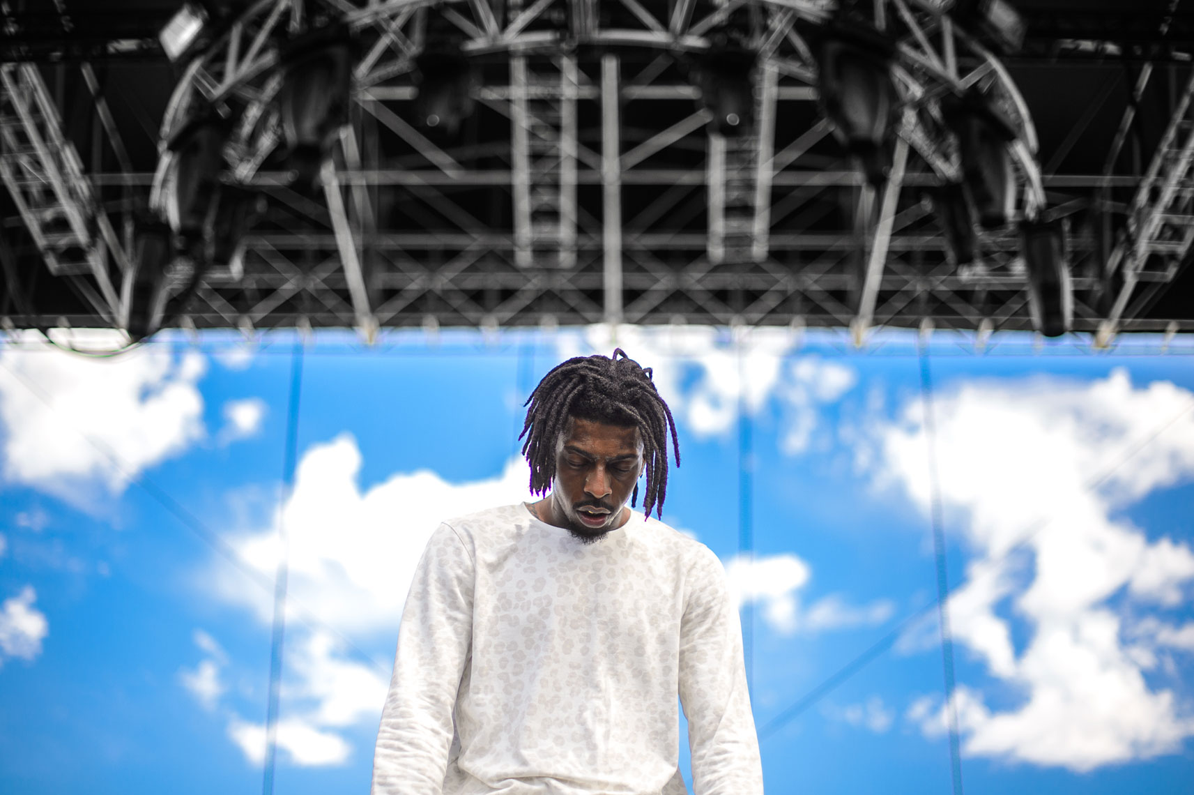 Flatbush Zombies at Coachella 2014