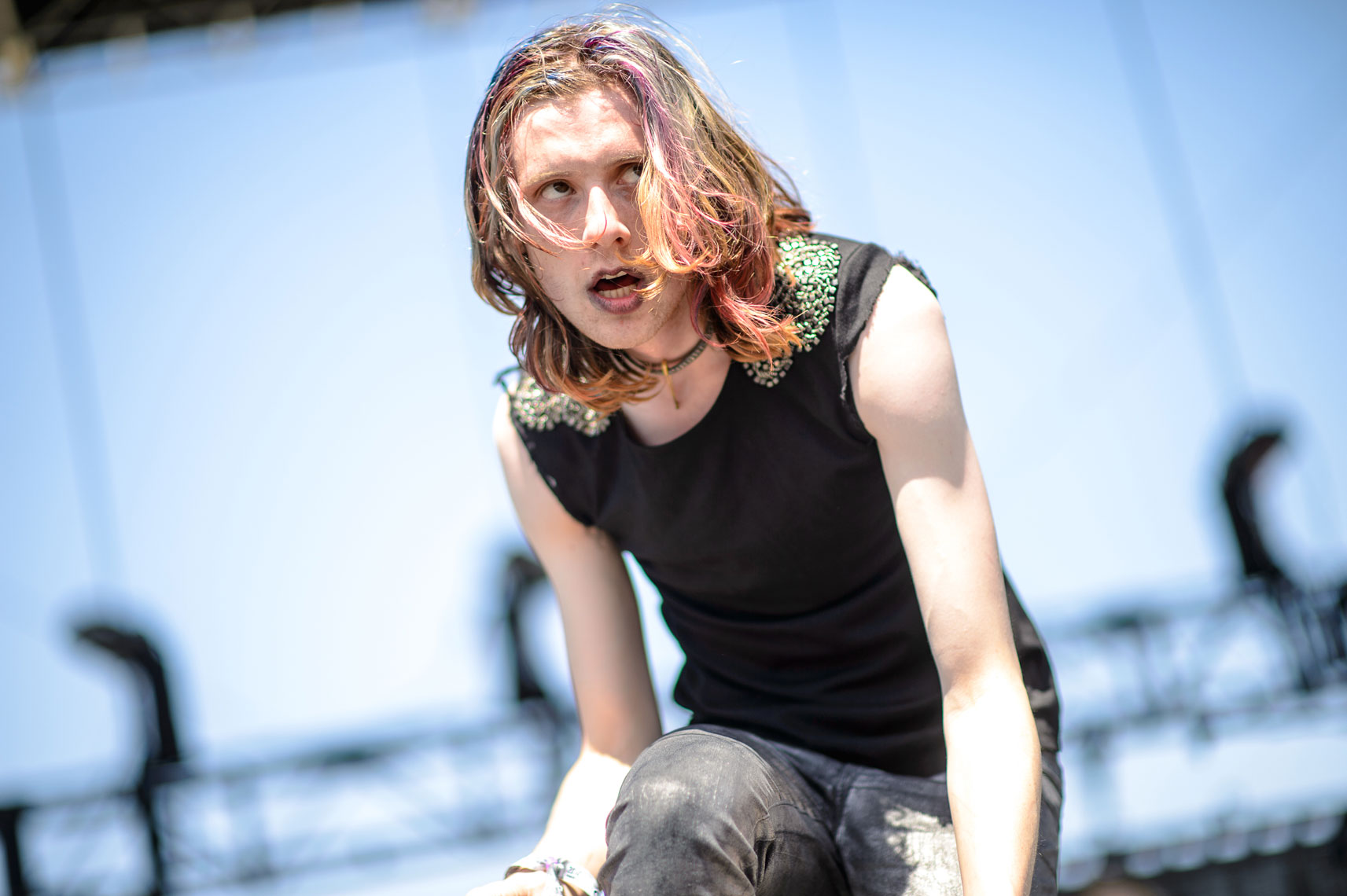 Foxygen at Coachella 2014