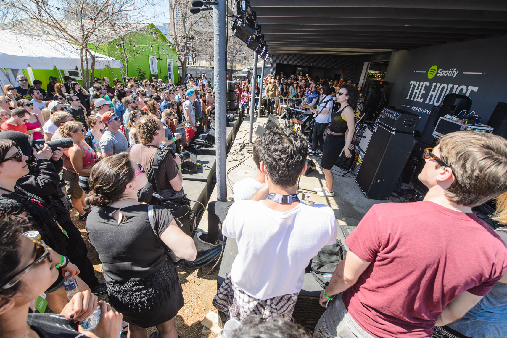 Jungle-performs-at-The-Spotify-House-During-SXSW-2014