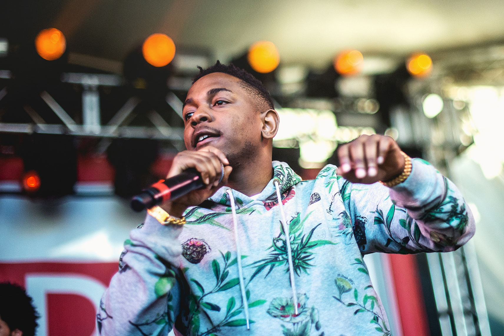 Kendrick Lamar at SXSW