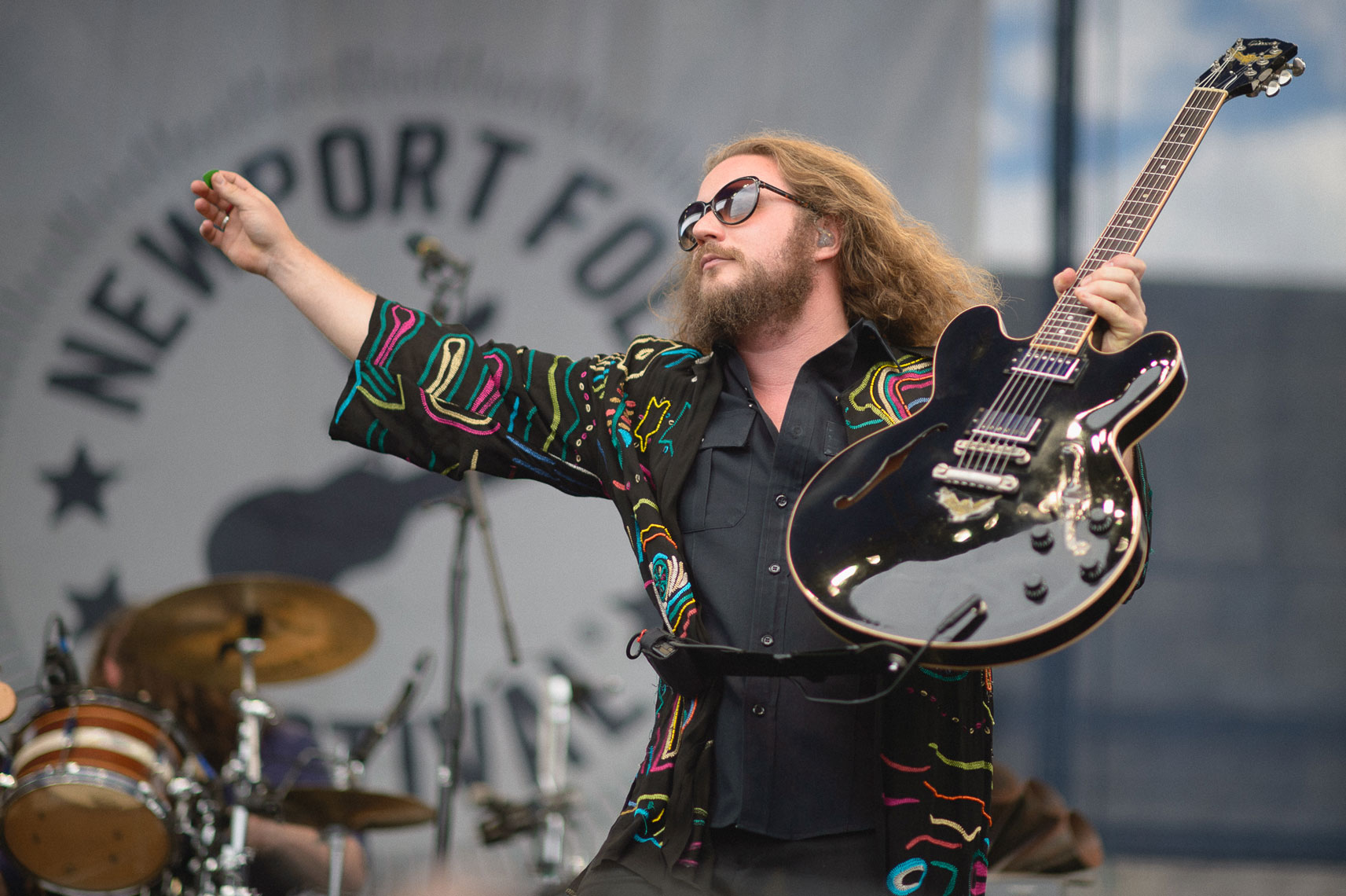 My Morning Jacket at Newport Folk
