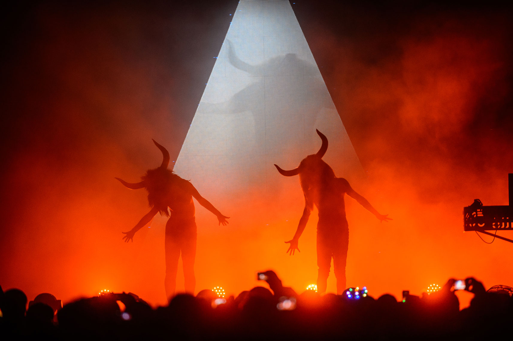 Pet Shop Boys at Coachella 2014