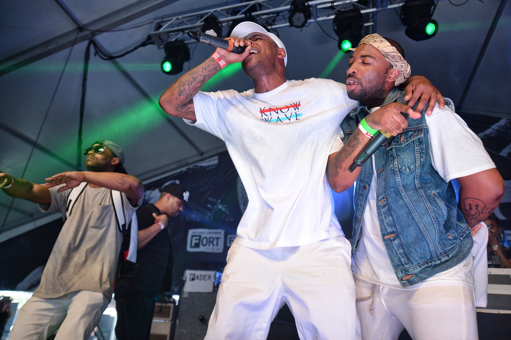 Skepta at FADER Fort during SXSW