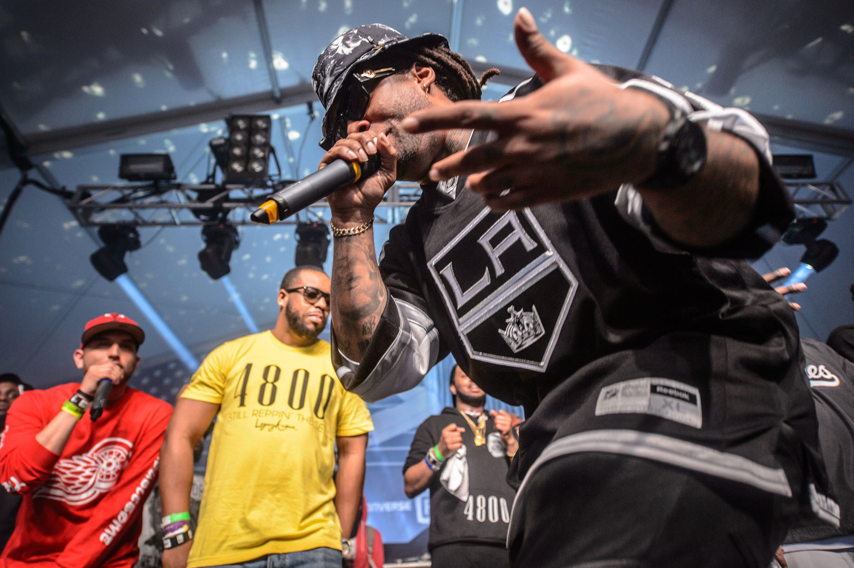 Taylor-Gang-and-Wiz-Khalifa-perform-at-the-FADER-Fort-during-SXSW-2014-5