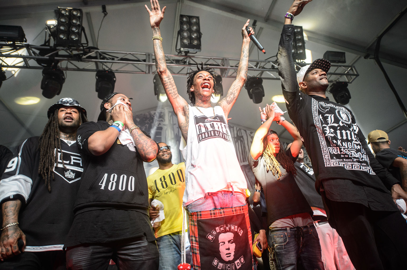 Taylor-Gang-and-Wiz-Khalifa-perform-at-the-FADER-Fort-during-SXSW-2014-9