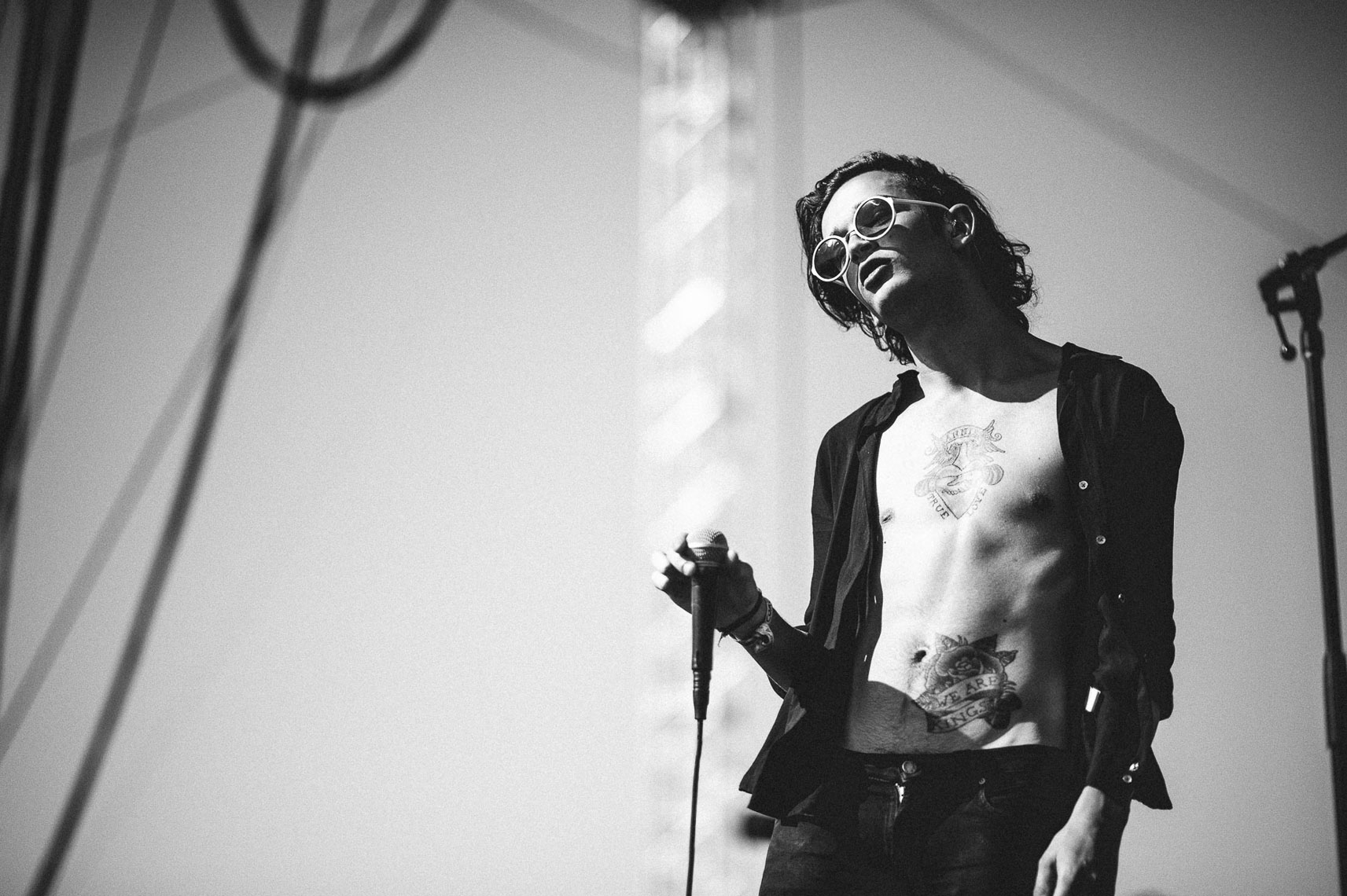The 1975 at Coachella