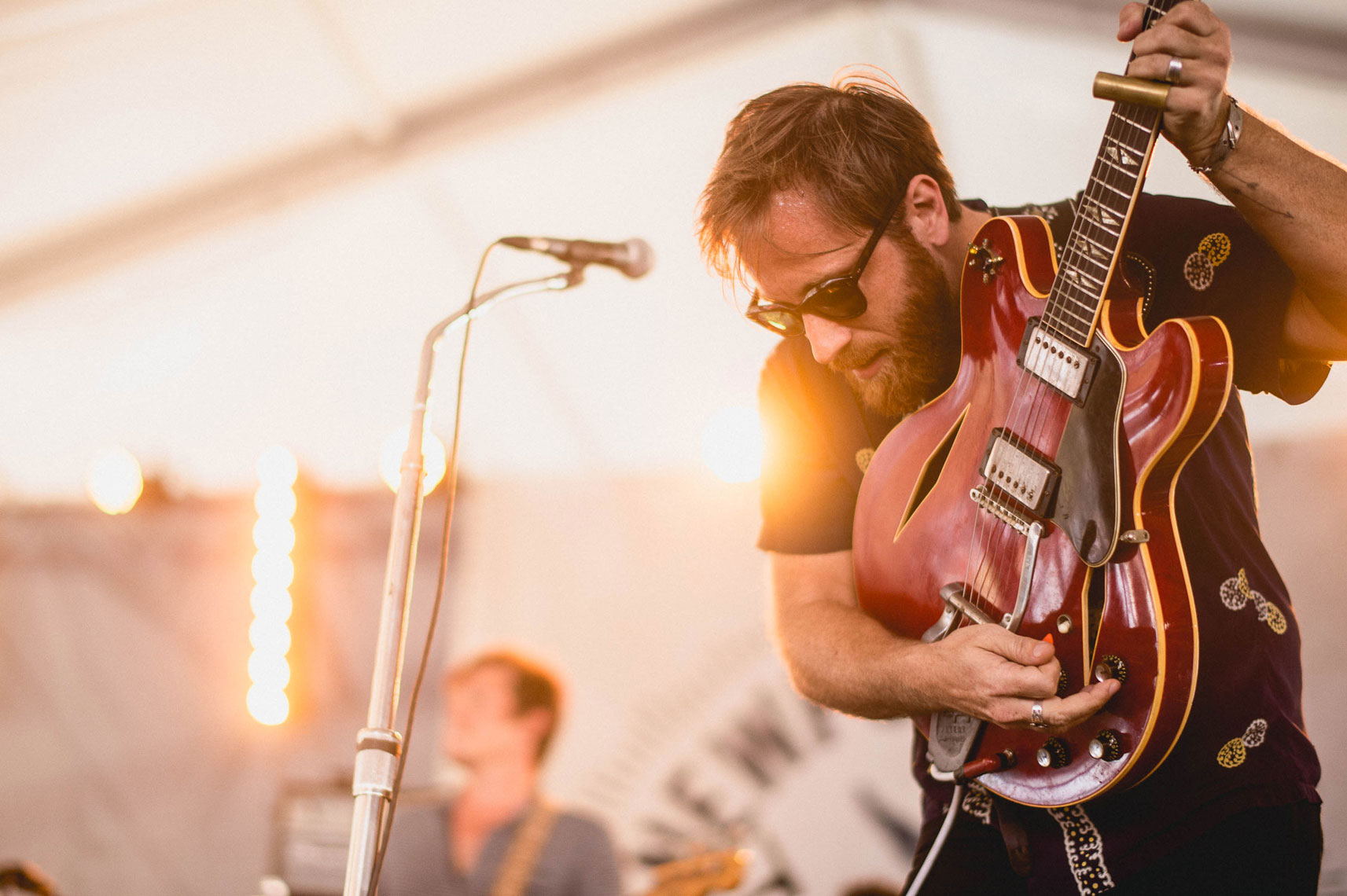 The Arcs at Newport Folk Festival