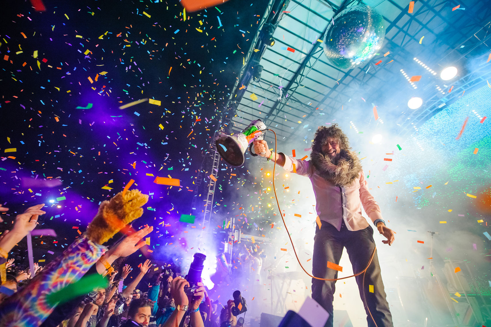 The Flaming Lips at MoogFest