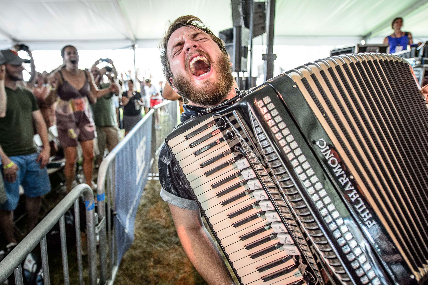 The Oh Hellos at Newport Folk Festival