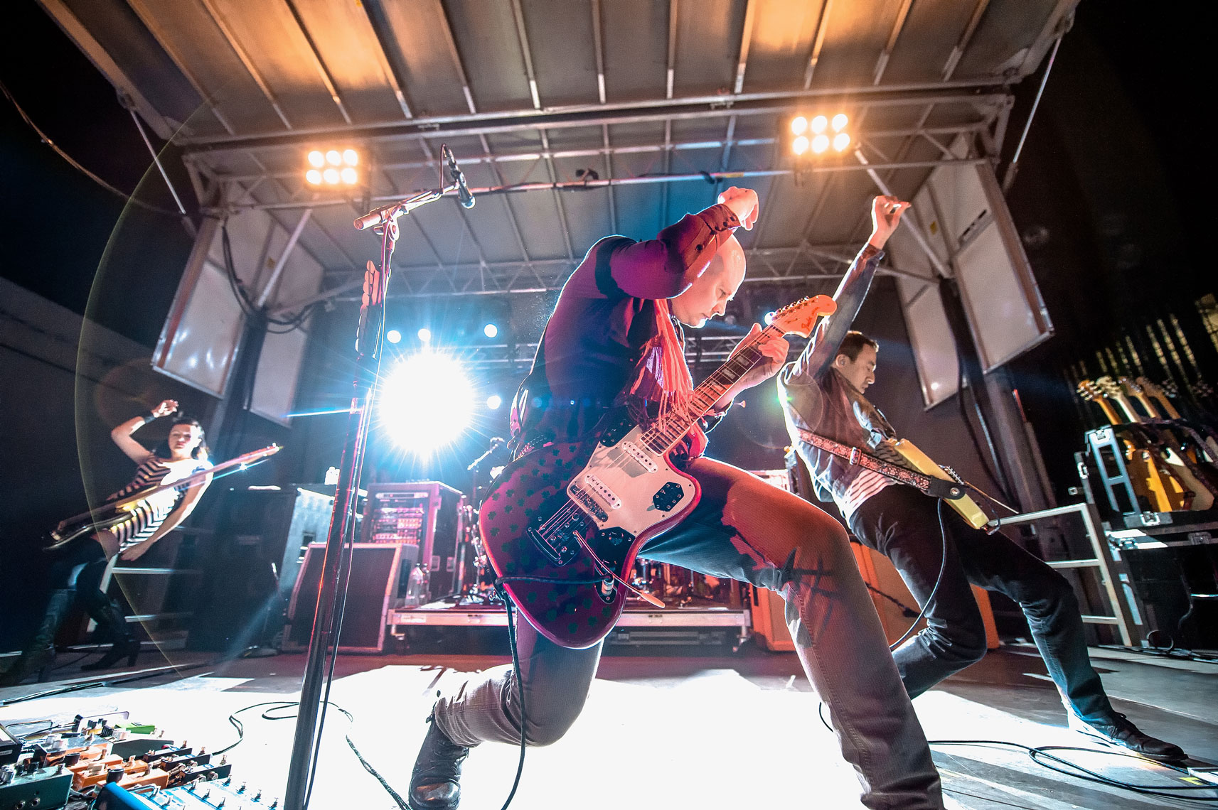 The-Smashing-Pumpkins-performs-at-The-Red-Bull-Sound-Select-Party-during-SXSW-2013-on-Saturday,-March-16-2