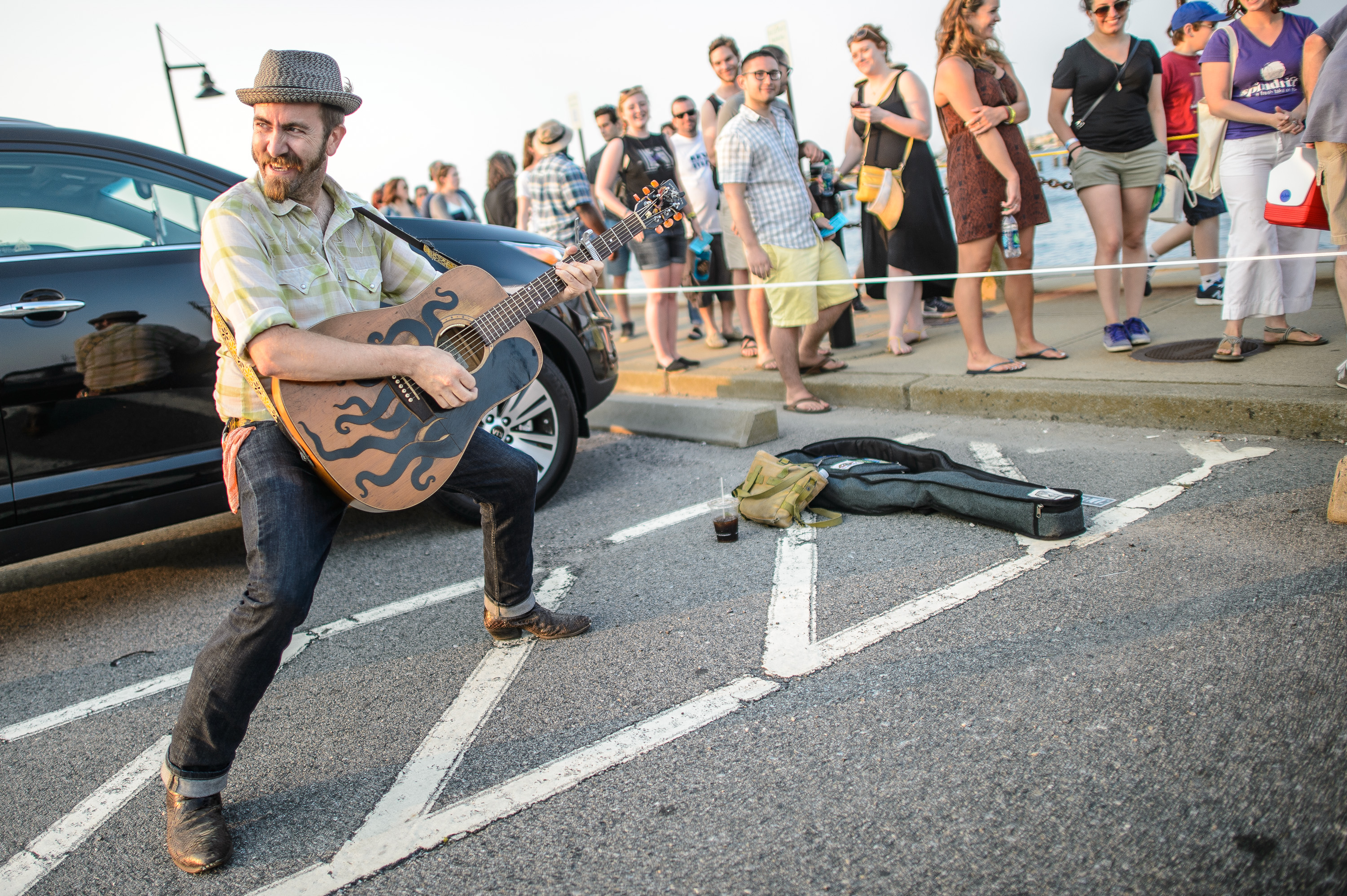 The 2014 Newport Folk Festival