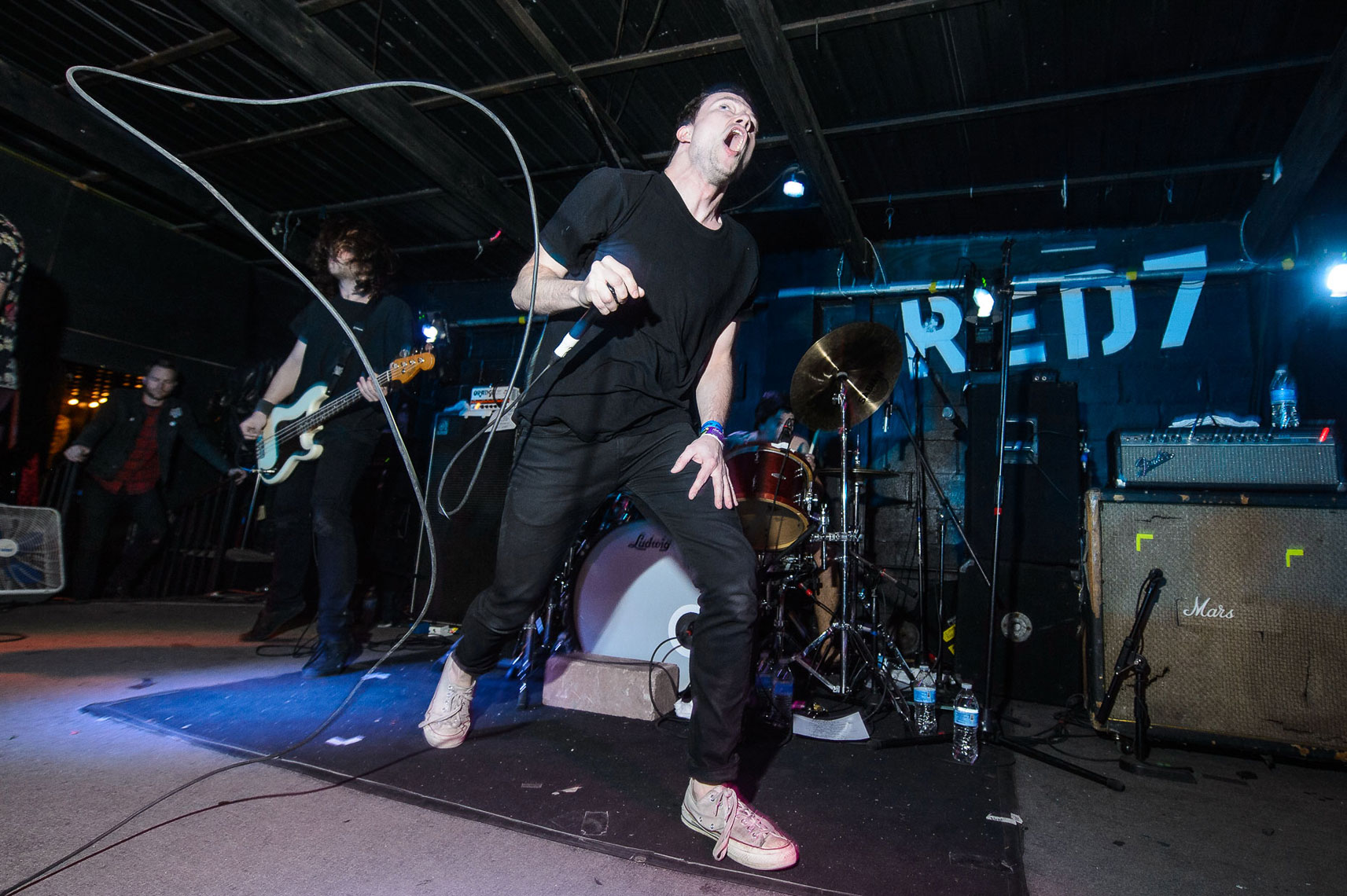 Touché Amoré at SXSW