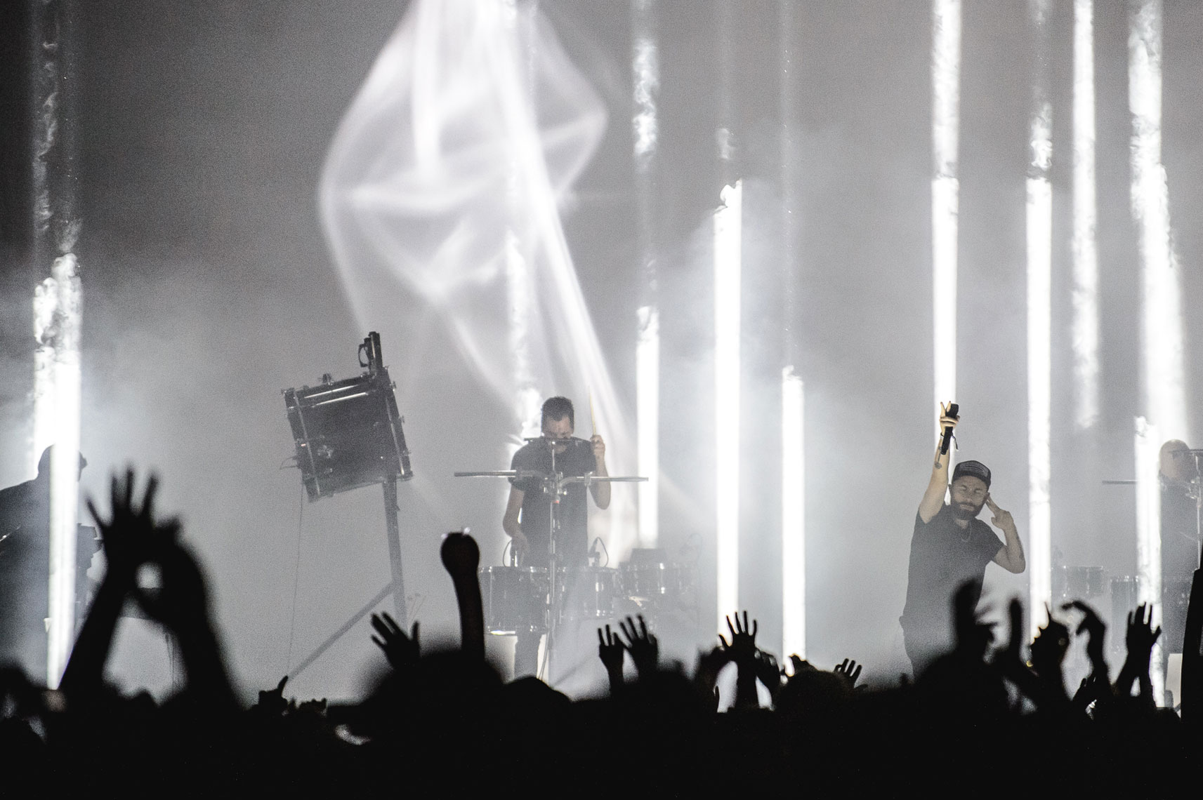 Woodkid at Coachella 2014