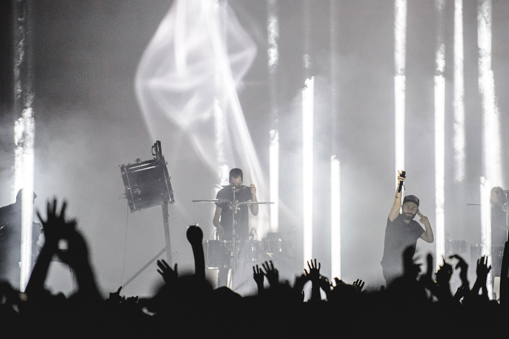 Woodkid at Coachella