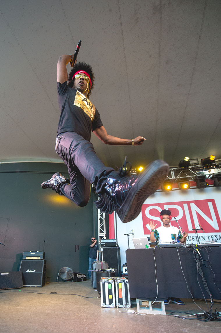 Trinidad Jame$ at SXSW